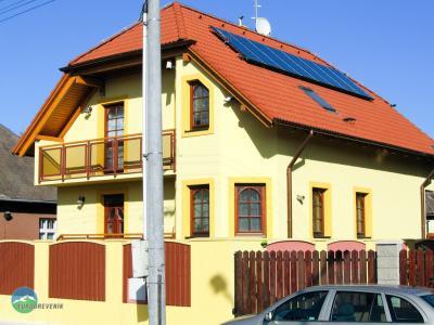 Eurookná od spoločnosti Eurodreveník s.r.o referenčné foto